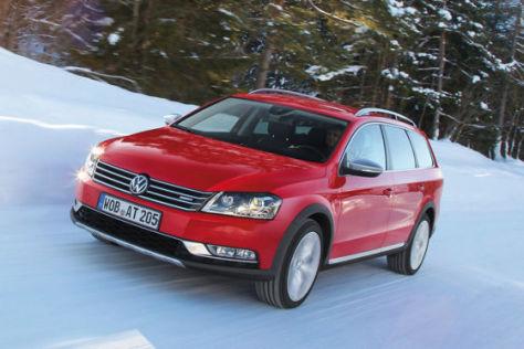 VW Passat Alltrack (Genf 2012)