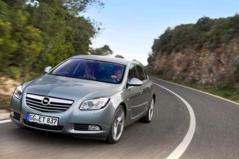 Opel Insignia Biturbo