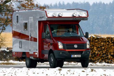 Bimobil EX 400 VW Crafter