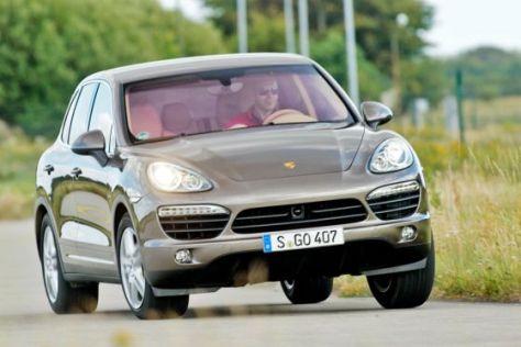 Porsche Cayenne: Rückruf
