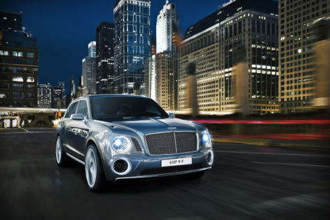 Bentley EXP 9 F (Genf 2012)