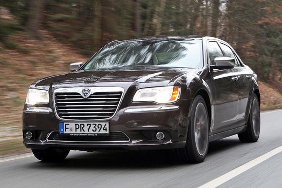 Video: Lancia Thema 3.0 V6