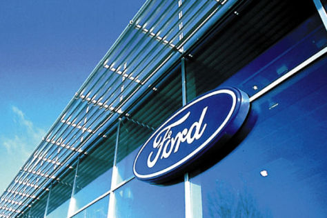 Rote Zahlen bei Ford