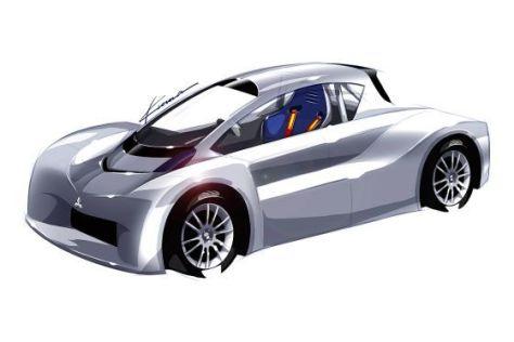 Mitsubishi i-MiEV Prototyp