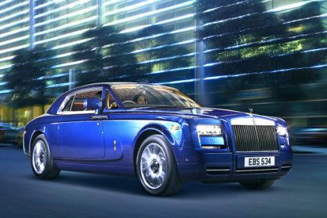 Rolls-Royce Phantom Series II Coupé
