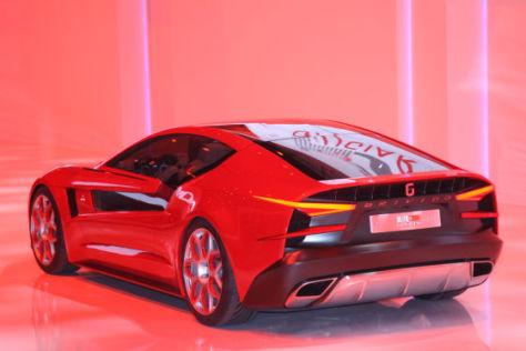 VW-Konzernabend Genf 2012