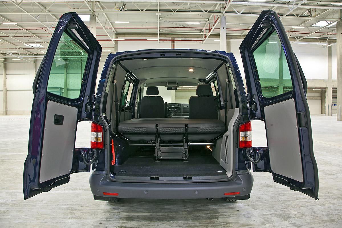 Kaufberatung Vw T5 Multivan Bilder Autobild De