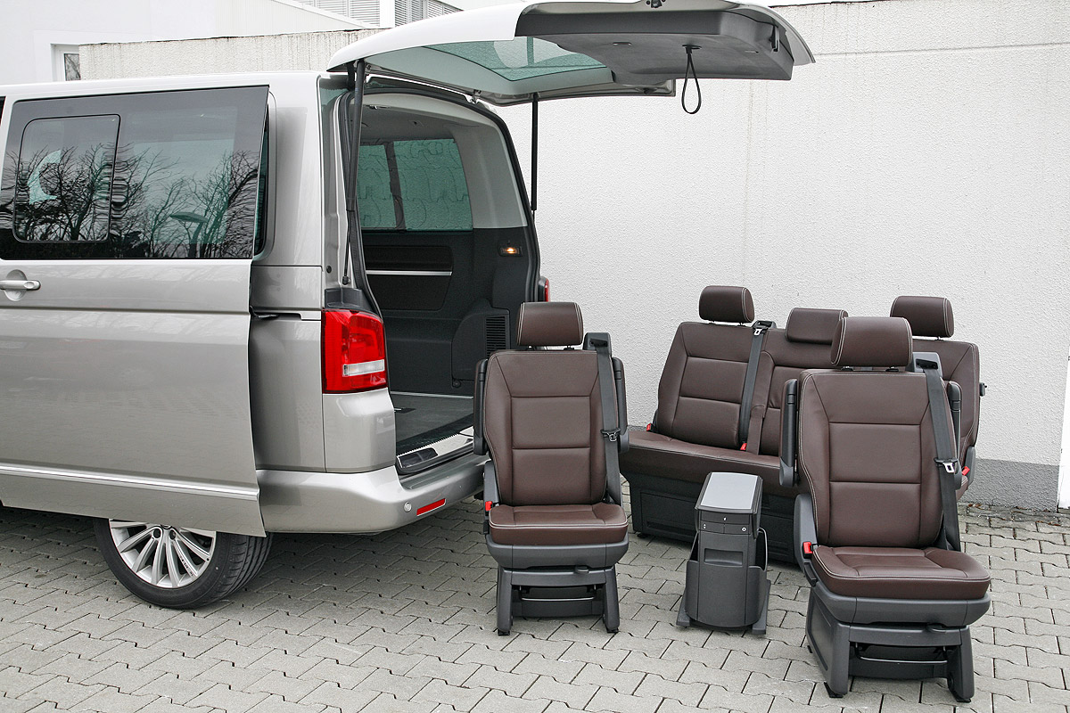 vw t5 multivan comfortline 2015 car interior design. Black Bedroom Furniture Sets. Home Design Ideas
