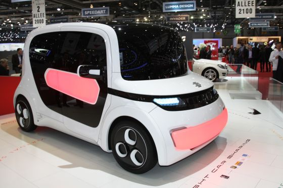 Edag Light Car- Sharing