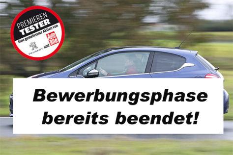 Peugeot 208 Premierentester: Bändigen Sie den kleinen Löwen