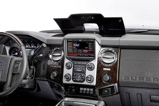 Ford F-Series 450 Super Duty Platinum