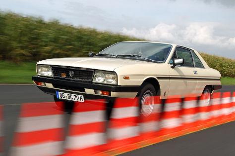 Lancia Gamma Coupé 2500