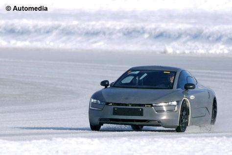 VW XL1 Erlkönig