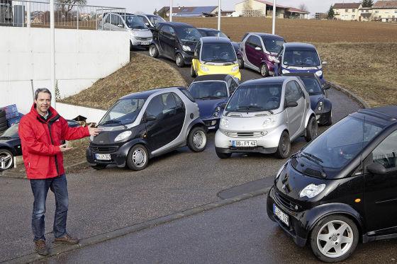 smart coupe gebrauchtwagen