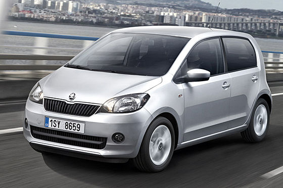 Video: Skoda Citigo