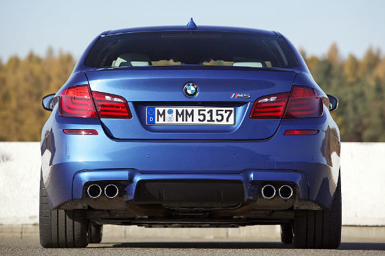 Video: BMW M5