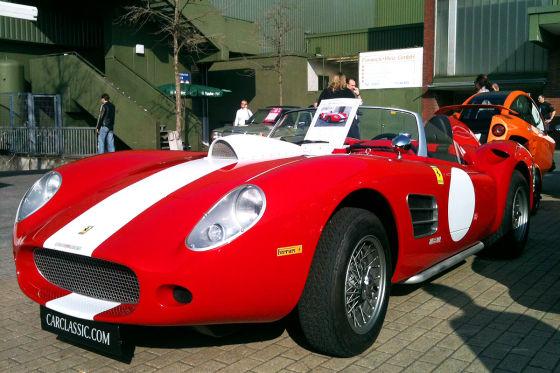 Ferrari Mille Miglia by Sbarro