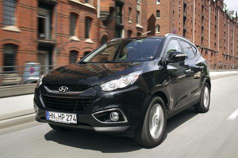 Hyundai ix35: Serviceaktion