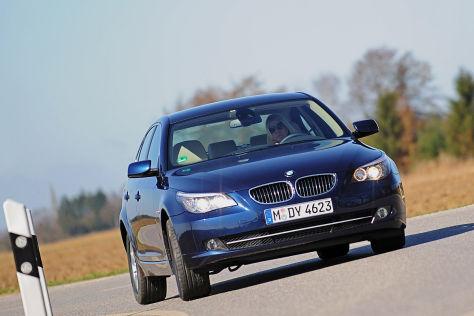 BMW 5er/6er: Rückruf