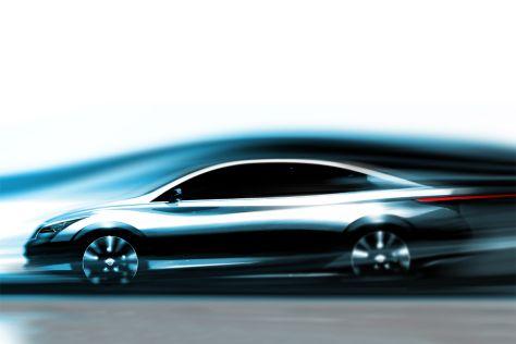 Infiniti Elektro-Limousine Studie NAIAS 2012
