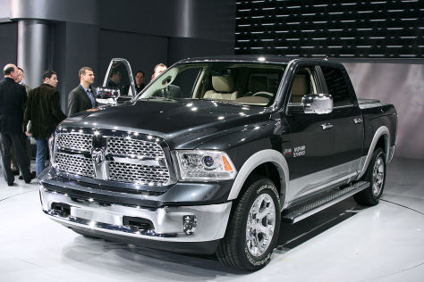 New York Auto Show 2012: Die Tops & Flops der Messe