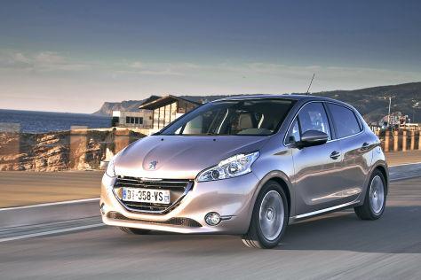 Peugeot 208 1.2 VTi: Fahrbericht