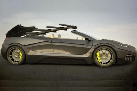Savage Rivale Cabrio Concept 2012