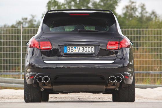 Porsche Cayenne Diesel Ruf TechArt