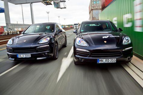 Sportscars: Porsche Cayenne Diesel