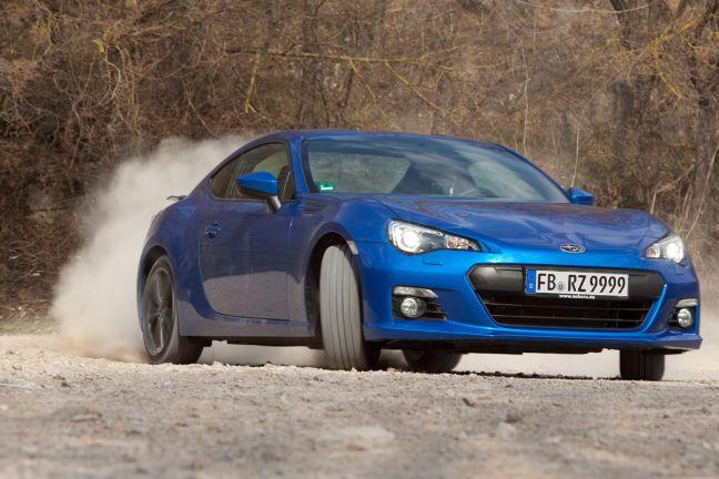Video: Subaru BRZ