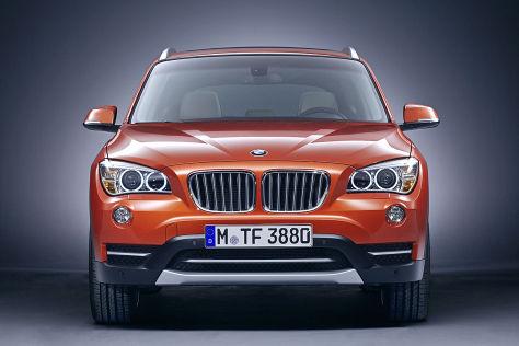 BMW X1 Facelift 2012