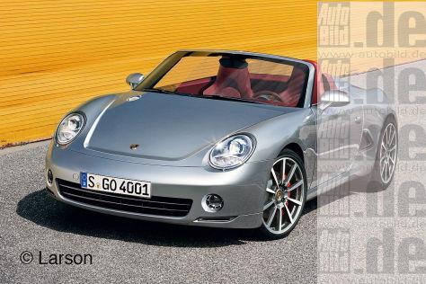 Porsche Projekt 551: Vorschau