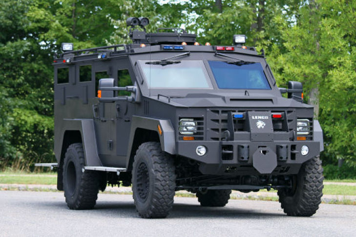 BearCat by Lenco Armored Vehicles