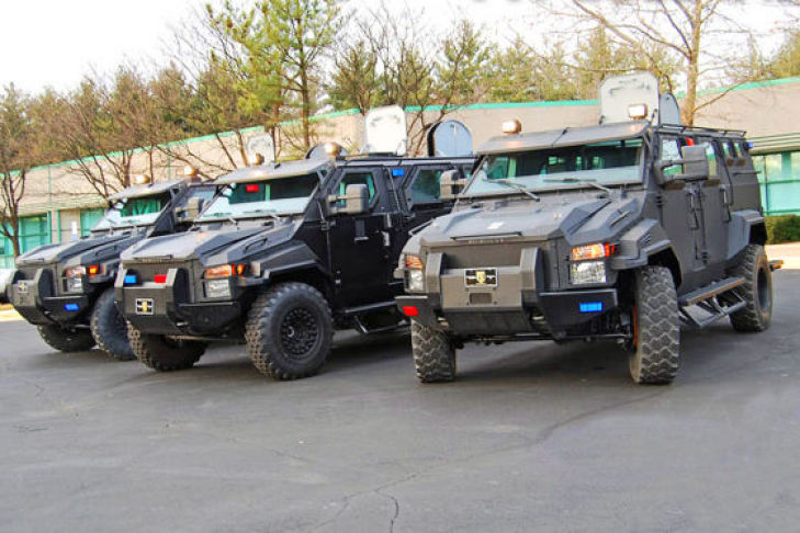 Pit Bull Alpine Armoring