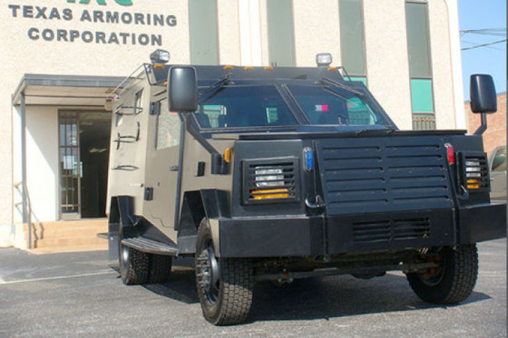 Texas Armoring Corporation SWAT