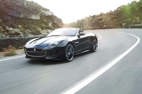 Jaguar F-Type: New York Auto Show 2012