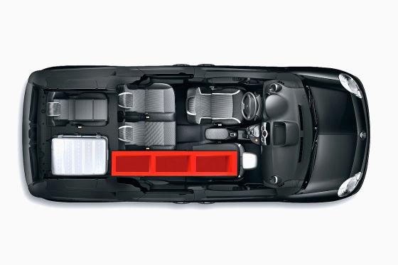 Renault Grand Kangoo mit sieben Plätzen