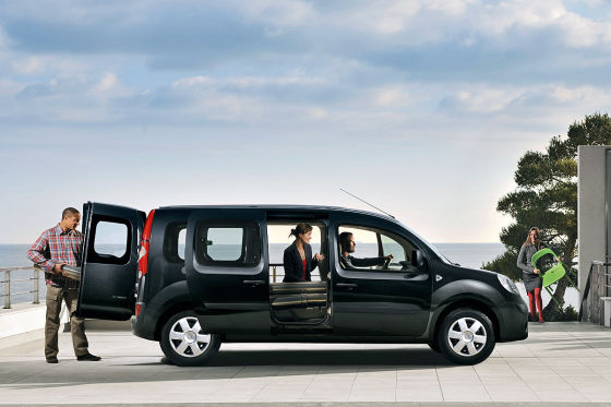 renault grand kangoo mit sieben pl tzen preis. Black Bedroom Furniture Sets. Home Design Ideas