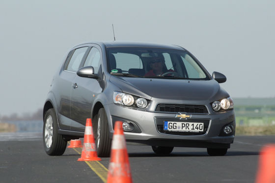 Video: Chevrolet Aveo