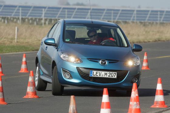 Video: Mazda2 1.6 MZ