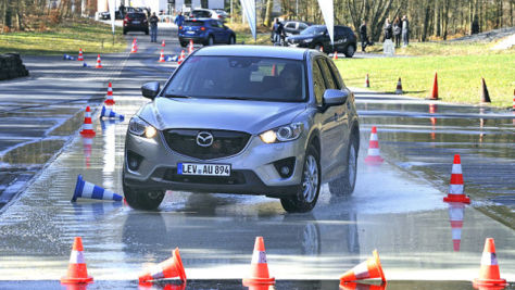 Partneraktion: Mazda CX-5-Premierentester
