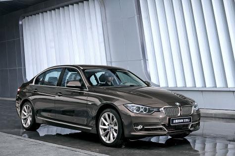 BMW 3er Li für China (2012)