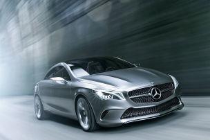 Mercedes traut sich was