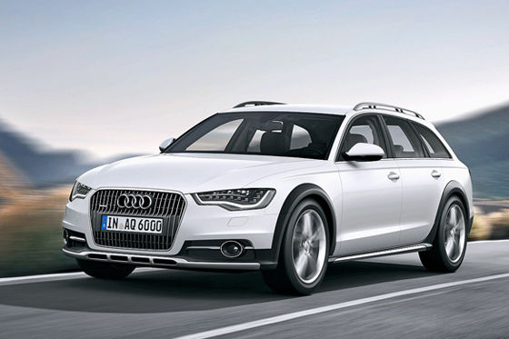 Video: Audi A6 Allroad 3.0 TDI