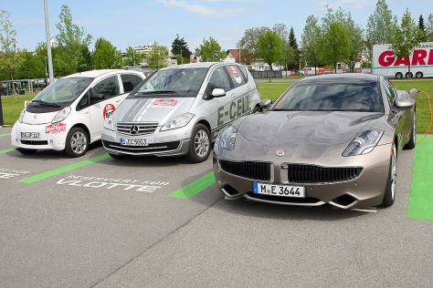Bodensee-Elektrik 2012 Streckenplan