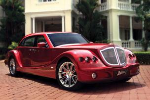 Bufori zeigt Luxus