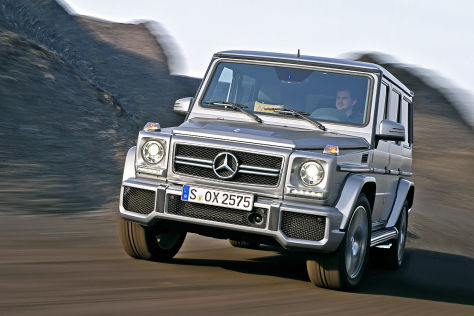 Mercedes G-Klasse AMG