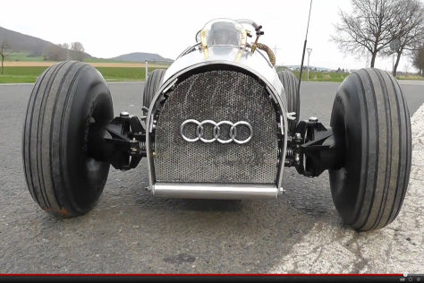 Video: Audi Silberpfeil