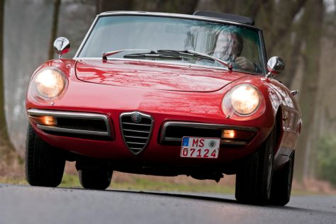 Alfa Romeo 1750 Spider