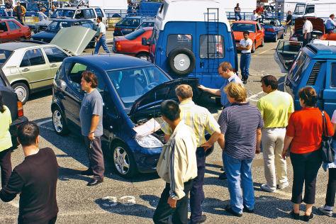 DAT-Report zum Autokauf